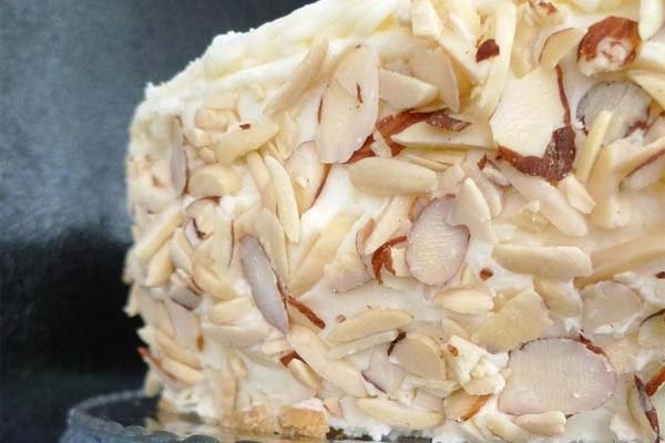Receta de torta pompadour