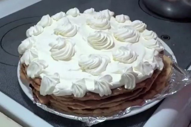 Receta de tortas chilenas