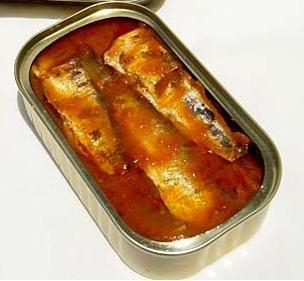 Receta de tortas de sardina