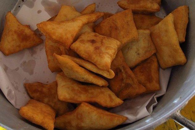 Receta de tortas fritas criollas