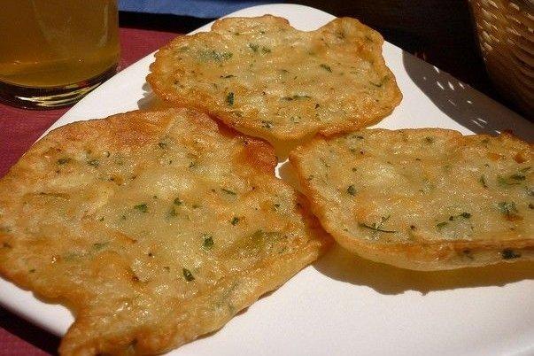 Receta de tortilla de camarones