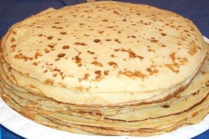 Receta de tortillas de trigo