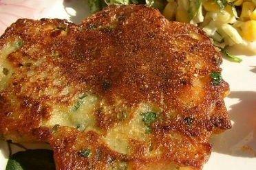 Receta de tortillitas de bacalao