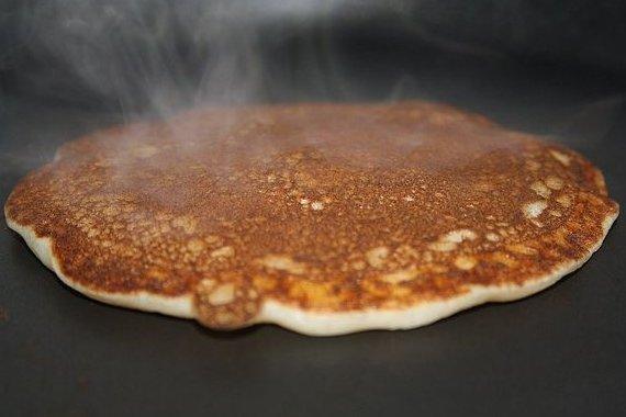 Receta de tortitas caseras