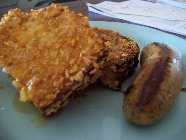 Receta de tostadas francesas crujientes