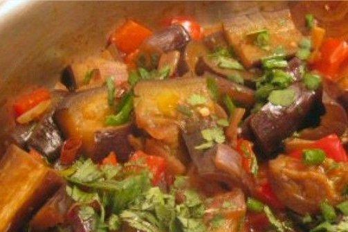 Receta de verduras salteadas