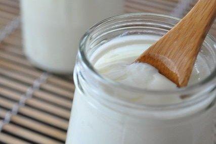 Receta de yogurt casero