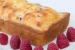 Receta de bizcocho con frutas rojas