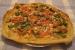 Receta de coca salada de tomate, atún y huevo