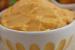 Receta de pastel de patatas y setas