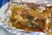 Receta de pescado al horno envuelto en papel de aluminio