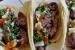 Receta de Tacos de carne de soya con longaniza