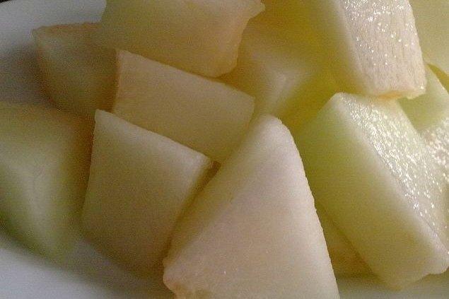 Aprovechar un melón poco dulce